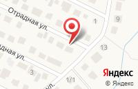 Схема проезда до компании Комплекс в Ленине