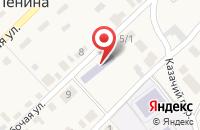Схема проезда до компании Колосок в Ленине