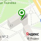 Местоположение компании Евросток на Братьев Коростелевых проспект