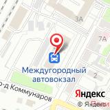 Оренбургский междугородный автовокзал