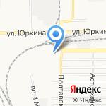ТВС Моторс на карте Оренбурга