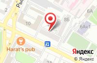Схема проезда до компании Золотой Ключъ в Оренбурге