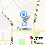 Language Link на карте Оренбурга