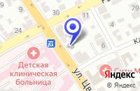 Схема проезда до компании АН БЕГЕМОТ в Оренбурге