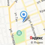Престиж Пласт на карте Оренбурга