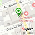 Местоположение компании Бизнес-Консультант