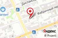 Схема проезда до компании ИНГА-Стильтекс в Иваново