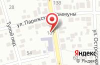 Схема проезда до компании Сибирский МЕТАЛЛОЦЕНТР в Черепаново