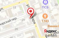 Схема проезда до компании Информационно-Аналитический Центр в Оренбурге