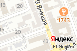 Схема проезда до компании PSYCHOVILLE в Оренбурге