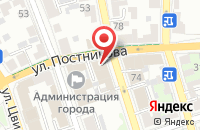 Схема проезда до компании Торгово-производственная фирма в Ильинском