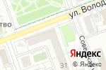 Схема проезда до компании Управление Федерального казначейства по Оренбургской области в Оренбурге