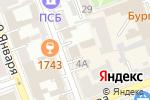 Схема проезда до компании Славянка в Оренбурге