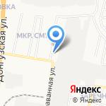 ОВК. Инженерные системы на карте Оренбурга