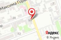 Схема проезда до компании ТурАгентство в Оренбурге