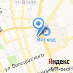 PrimaVera на карте Оренбурга