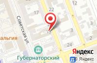 Схема проезда до компании Стиллнет в Первомайском