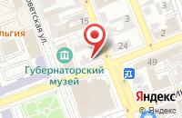 Схема проезда до компании Диагностика с Умом в Первомайском
