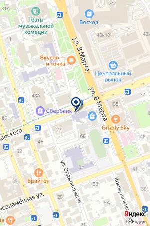 Где купить цветы оренбург карта