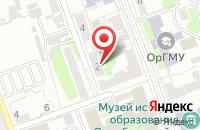 Схема проезда до компании Ромашковская амбулатория в Ромашково