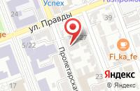Схема проезда до компании Transportregion66 в Берёзовском