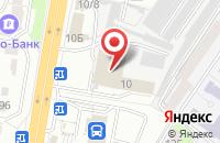 Схема проезда до компании Информационные Коммерческие Сети «Омрикс» в Оренбурге
