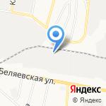 Masсarade на карте Оренбурга