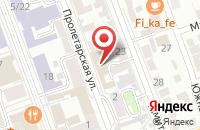 Схема проезда до компании Comepay в Сырково