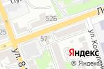 Схема проезда до компании Phone Мастер в Оренбурге