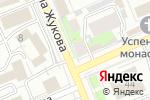 Схема проезда до компании Нотариус Марсакова Т.М. в Оренбурге