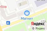 Схема проезда до компании Магнит в Оренбурге