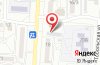 Схема проезда до компании Почтовое отделение связи в Вознесенье