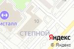 Схема проезда до компании Приемная депутатов Синиченко В.Н. и Лупахина Б.Н. в Оренбурге