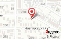 Схема проезда до компании Рекламно - Информационное Агентство «Русская Пресса - Оренбург» в Оренбурге