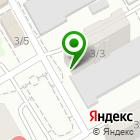 Местоположение компании Гаражно-строительный кооператив №123