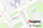 Схема проезда до компании Доктор в Оренбурге