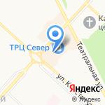 ТОЧТОНАДО на карте Оренбурга