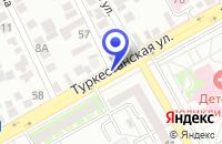 Схема проезда до компании ТИНТИЛЕТУРИ в Оренбурге