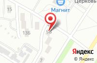 Схема проезда до компании СИБОИЛ в Чернореченском