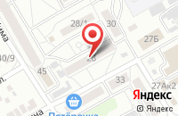 Схема проезда до компании Агентство «Масс Медиа» в Оренбурге