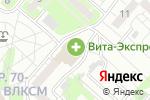 Схема проезда до компании ShopOren в Оренбурге