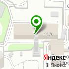 Местоположение компании Техстромпроект
