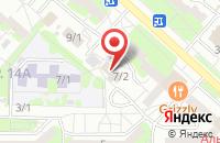 Схема проезда до компании Станкоинком в Астрахани