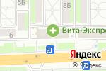 Схема проезда до компании Сеть платежных терминалов в Оренбурге