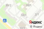 Схема проезда до компании Мясная деревня в Оренбурге