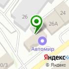 Местоположение компании Станки56
