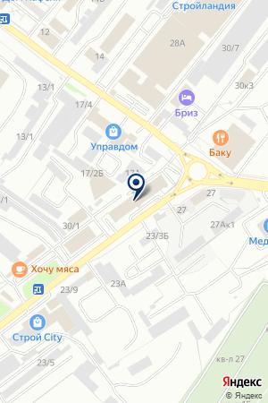 SPM ПРОИЗВОДСТВО на карте Оренбурга