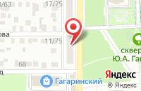 Схема проезда до компании Украинский Исторический Клуб в Оренбурге