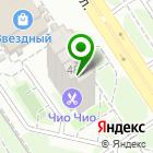 Местоположение компании Фасончик