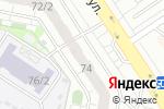 Схема проезда до компании Кружка в Оренбурге